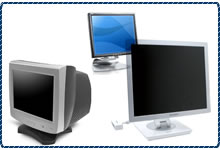 Manutenção de Monitores